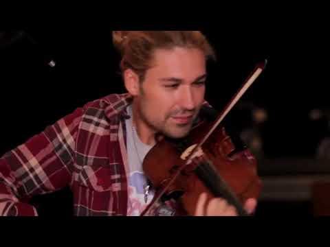 David Garrett  Performance 2015 - Viva La Vida