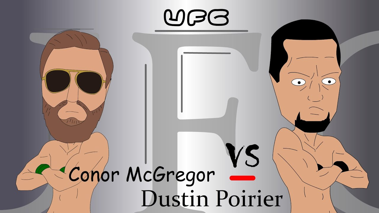 Конор Макгрегор против Дастина Порье. Конор Порье 3 реванш. Подготовка Конор Порье