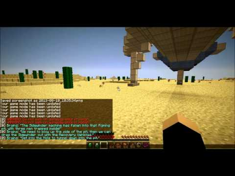 Minecraft Map Thunderbirds Part 1 Pit Of Peril