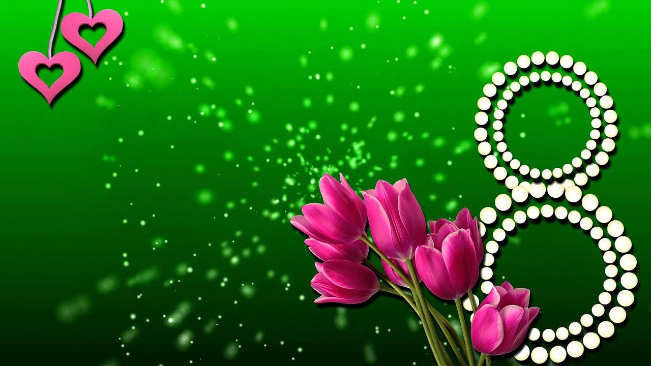 Цветы футажи на 8 марта подставка под цветы велосипед купить цены