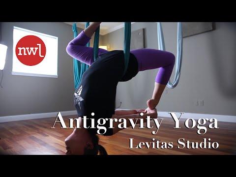 AntiGravity Yoga - Levitas Studio Fremont, WA