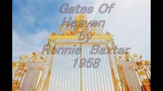 Gates Of Heaven by Ronnie Baxter 1958