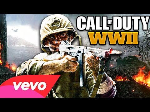 Call of Duty: 2017 WW2 SONG PARODY!