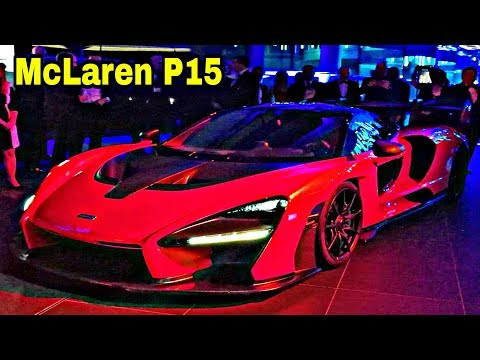 Mclaren P15 Senna | Hyper Car | Walk Around | Exhaust | Price | Limited Edition