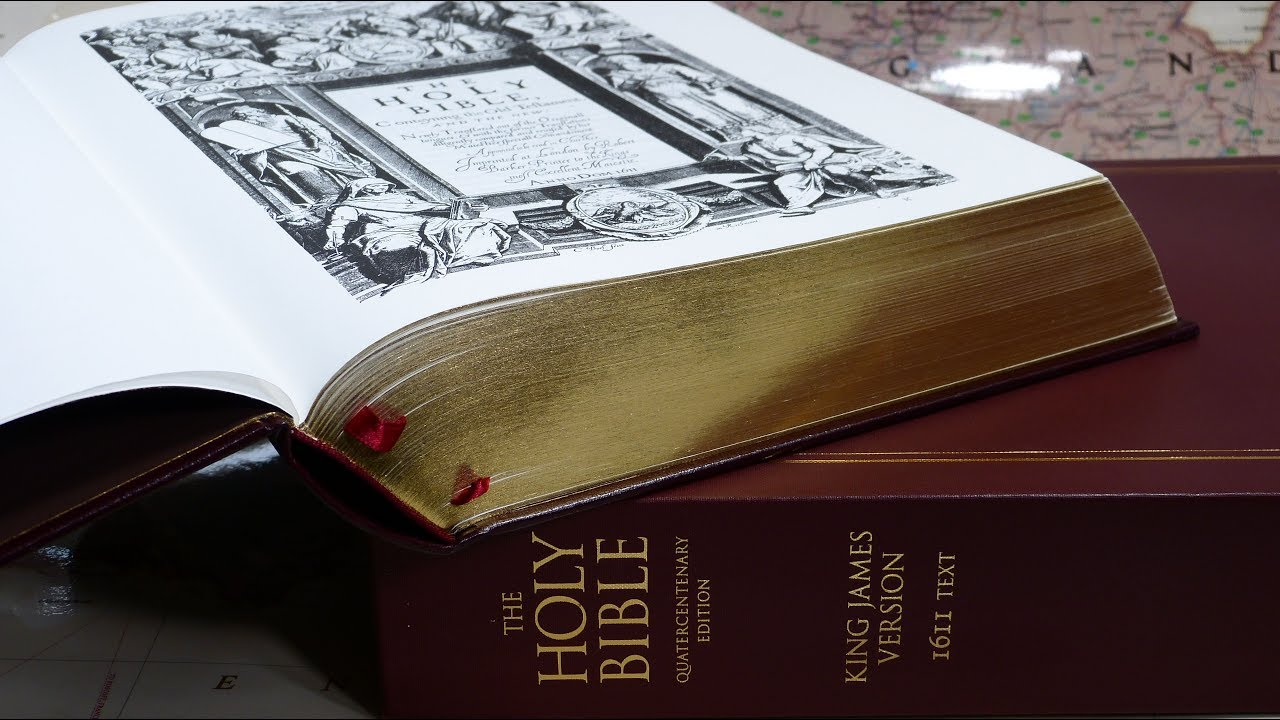 Download The Oxford 1611 KJV, Quartercentenary Edition