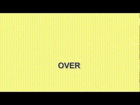 GusGus - Over (lyrics)