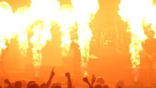 Parkway Drive LIVE Bottom Feeder 18.02.16 FullHD Oberhausen
