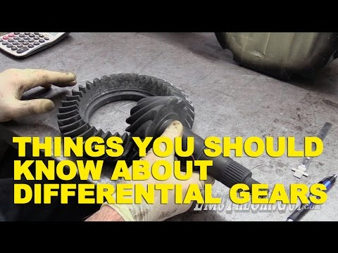 Things You Should Know About Differential Gears