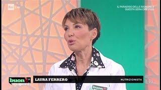 La Dott. Laura Ferrero a Buono a Sapersi, trasmissione su Rai2 con Elisa Isoardi illustra tutte le proprietà e le caratteristiche del prosciutto. Per informazioni: ...