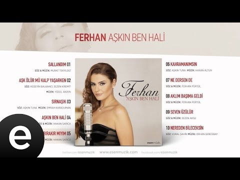 Bırakır Mıyım (Ferhan) Official Audio #bırakırmıyım #ferhan