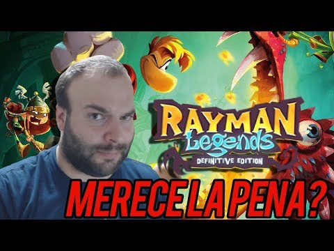 Merece la pena Rayman Legends en Nintendo Switch