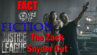 The Search For The Zack Snyder Cut Of Justice League