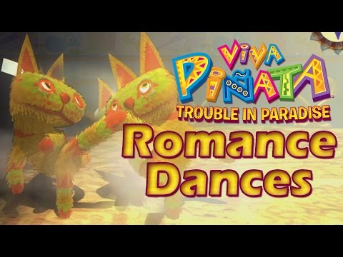 Viva Piñata: Trouble in Paradise All Romance Dances