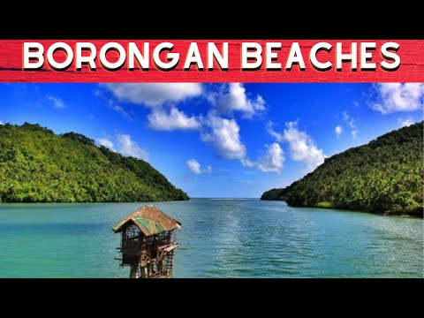 TOP 10 BORONGAN BEACHES TO VISIT |FULL HD