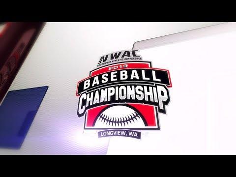 2019 NWAC Baseball Championship: Game 15 - Lower Columbia vs. Everett