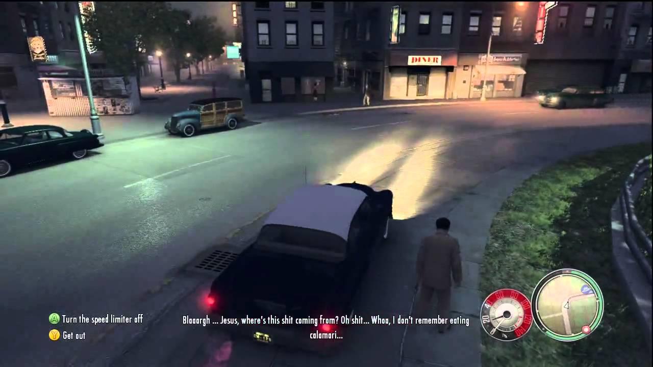Xbox 360 mafia 2 cheats