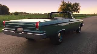 1965 Dodge Coronet Convertible FOR SALE by Custom Classics