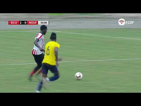 Resumen: Ecuador 3 Club Águilas 0 - Amistoso
