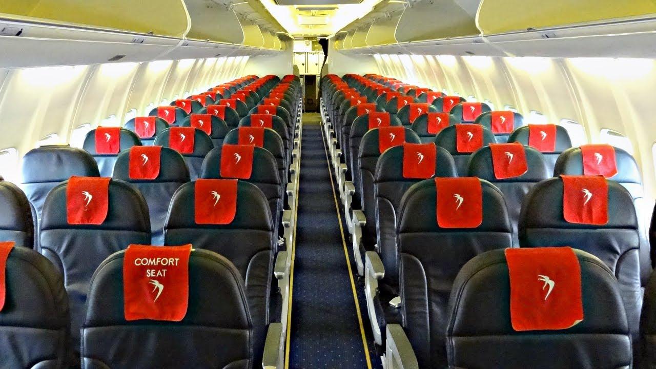 Inaugural Flight Trip Report Blue Air Boeing 737 800 Munich Iasi New Route