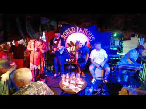 Songwriters Island Radio Kelly McGuire and friends Jam session Part 2