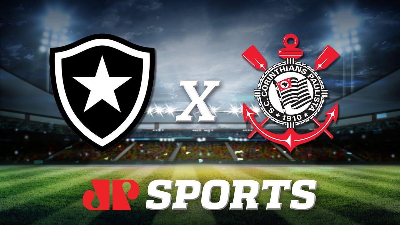 Botafogo 1 x 0 Corinthians - 24/11/19 - Brasileirão - Futebol JP - YouTube