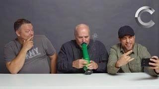 Strange Buds | U.S. Vets with PTSD Smoke Weed | Ep 6