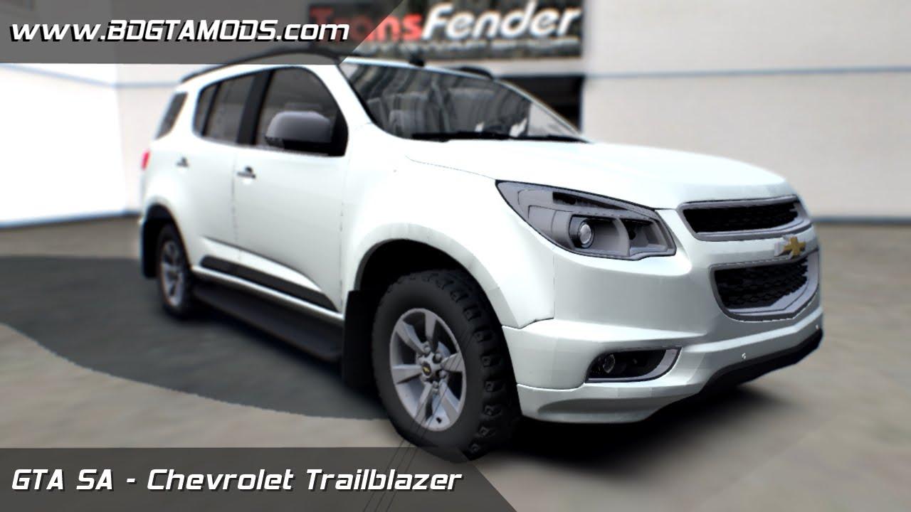 GTA SA - Chevrolet Trailblazer LTZ [DOWNLOAD] - YouTube