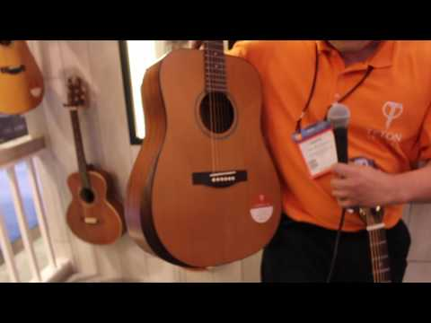 MMR with Teton Guitars at The 2017 NAMM Show