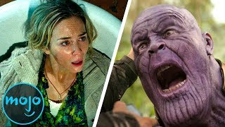 Top 10 Best Movies of 2018