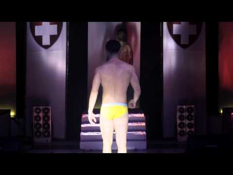 ANDREW CHRISTIAN FASHION PARTY