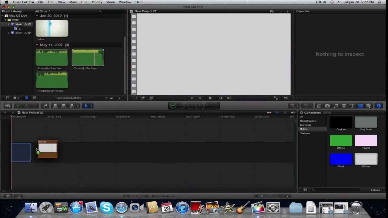 final cut pro 7 torrent kickass