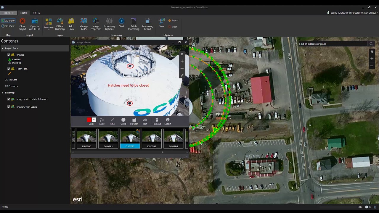 Drone2map for arcgis inspection capabilities youtube drone2map for arcgis inspection capabilities sciox Gallery