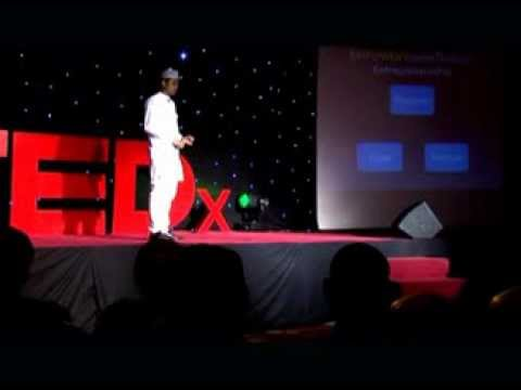 Empowerment through entrepreneurship: Nasir K. Mohammed at TEDxYouth@Maitama