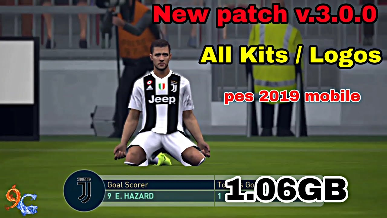 patch pes 2019 android versi 3.0.0