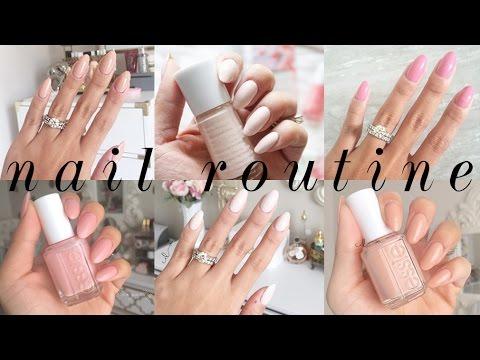 My Nail Routine | Charmaine Dulak