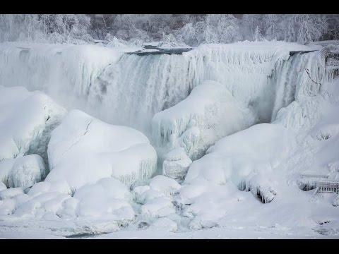 Frozen Niagara Falls Feb 2015