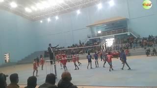 Volleyball Game प्रधान सेनापती कप भलिबल म्याच Part- 2