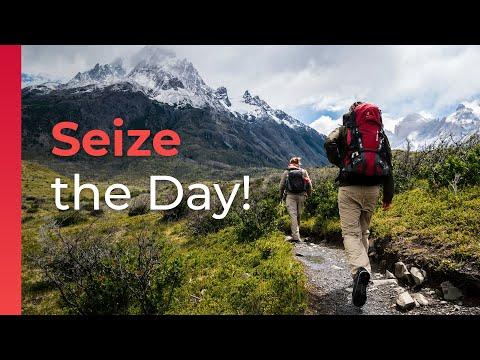 7 Simple Steps to Seize the Day! | Brian Tracy