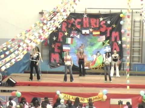 Westside School, Gibraltar. Christmas Concert 2005