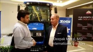 How does Sonalika Tractors maintain strong profitability, MD Deepak Mittal shares
