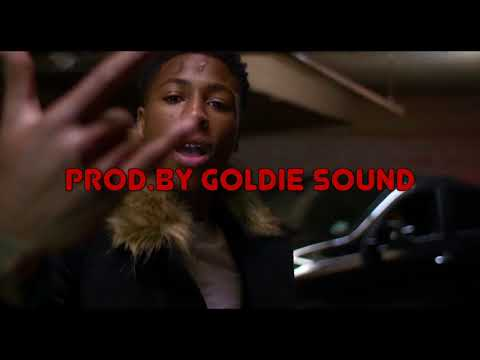 "Nba Youngboy X Young Thug X Gunna ""Outter Space"" Type Beat Prod.By Goldie Sound"