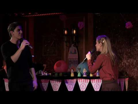 "Christy Altomare and Derek Klena - ""At The Beginning"" (The Broadway Princess Party)"