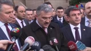 İzmir Valisi Adliye Binasına Yönelik Saldırı ile İlgili Açıklama Yaptı