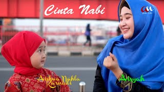 Download CINTA NABI (NEW VERSION) - AISHWA NAHLA KARNADI Ft AISYAH