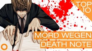 Top 10 Facts: Death Note - Geheimnisse, Unglaubliches & Wissenswertes - JARTS #08