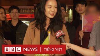 Giới trẻ Đài Loan nói gì về chiến thắng của bà Thái Anh Văn? - BBC News Tiếng Việt