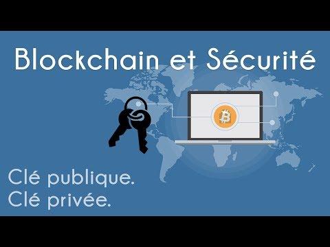 Clé publique, clé privée: Blockchain et sécurité 🔑