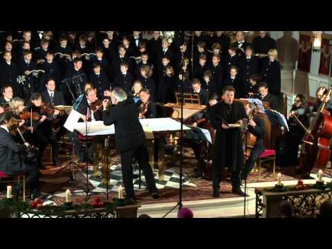 J. S. Bach: Weihnachtsoratorium - Wiltener Sängerknaben, Academia Jacobus Stainer, Johannes Stecher