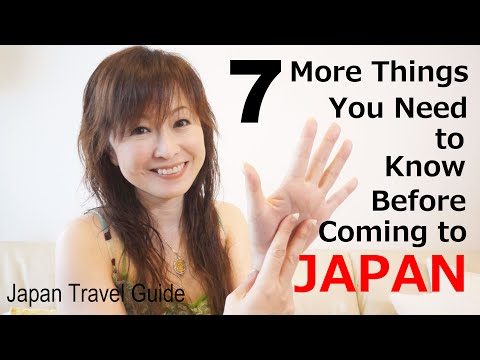 Japan Travel Guide: 7 More Things You Need to Know before Coming to Japan