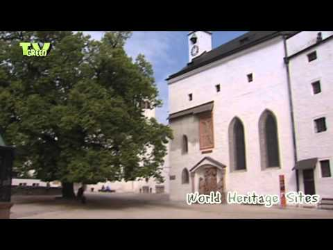A look inside the Fortress of Hohen Salzburg - world heritage